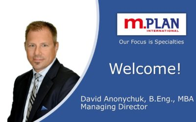 M.Plan International Names New Managing Director