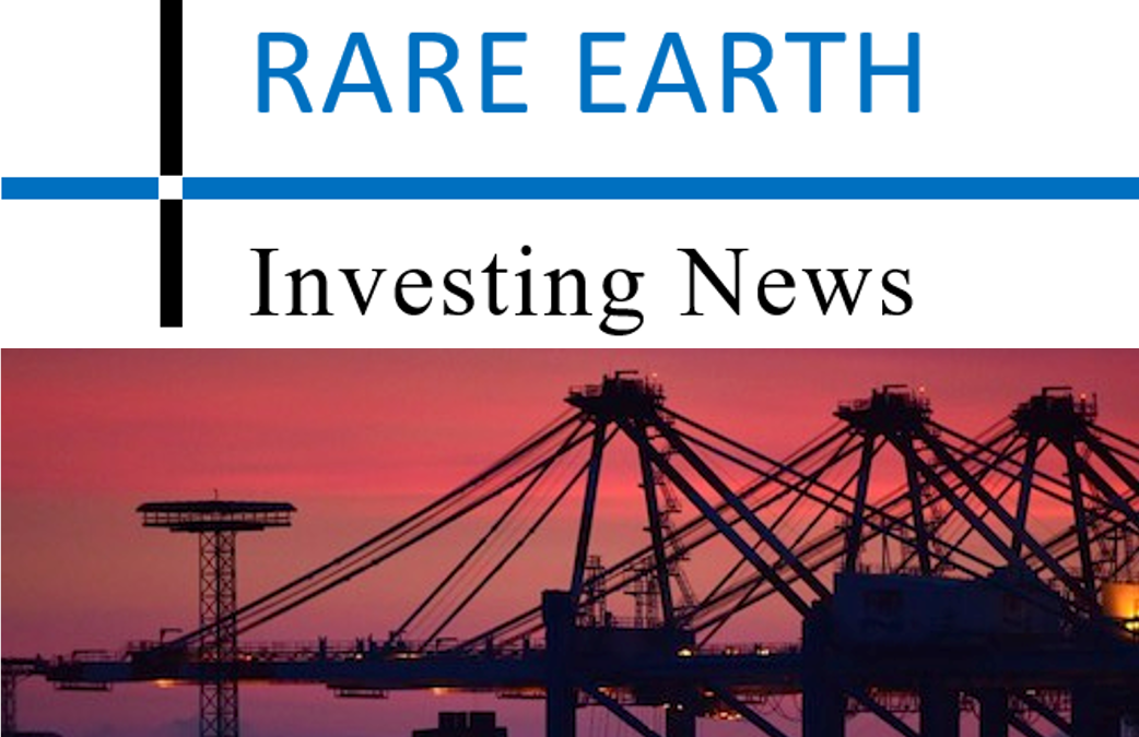 INN Interview with M.Plan International: US to Sell Rare Earths to China Under Trade Deal