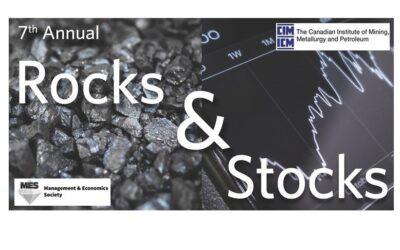 Reiner Haus and David Anonychuk to speak at Rocks & Stocks 2020