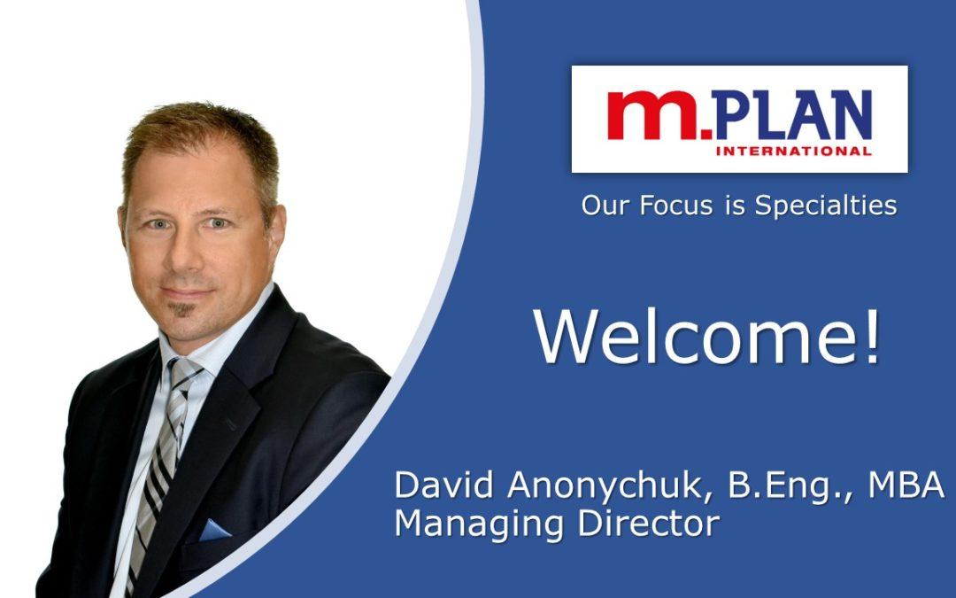 M.Plan International Names New Managing Director